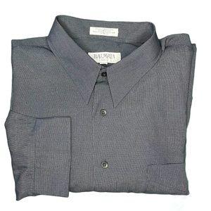 BALMAIN PARIS Button down Dress Shirt